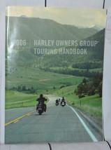 2006 Harley Davidson Amerika Touring Handbook USA Canada Latin America Karte - $9.83