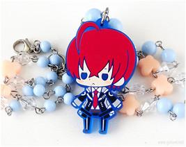 Starry Sky Capricorn Necklace, Zodiac Jewelry, Anime, Otome - $35.00