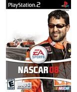 NASCAR 2008 - PlayStation 2 [PlayStation2] - $4.91
