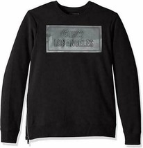 GUESS Mens Logan Coated Sweatshirt, Size XL, MSRP $79 - $37.39
