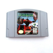 Nintendo N64 Star Fox 64 Starfox Video Game Cartridge Cleaned Tested - $22.65