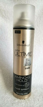Schwarzkopf Styliste ULTIME Amino-Q Hold Hair Spray Ultra Hold 10 Ounce - $14.99