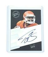 2014 Press Pass NFL Football Authentic Autograph Card by Clemson QB TAJH... - $6.60