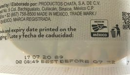 1 Pack of Chata Chilorio Mexican Taco Shredded Seasoned Pork Meat 8.8 oz 7/2022 image 4