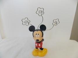 Disney Mickey Mouse Photo/Card Holder  - $25.00