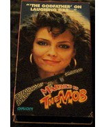 Married To The Mob, Michelle Pfeiffer, Matthew Modine, VHS Video VGC - $5.93
