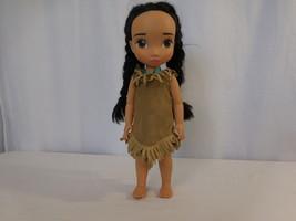 Disney Princess Animators' Collection Toddler Doll 16'' H - Pocahontas - $27.02
