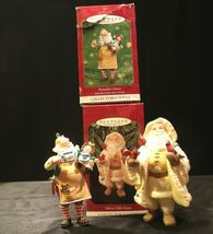 Hallmark Handcrafted Ornaments AA-191775C Collectible ( 2 pieces ) image 3