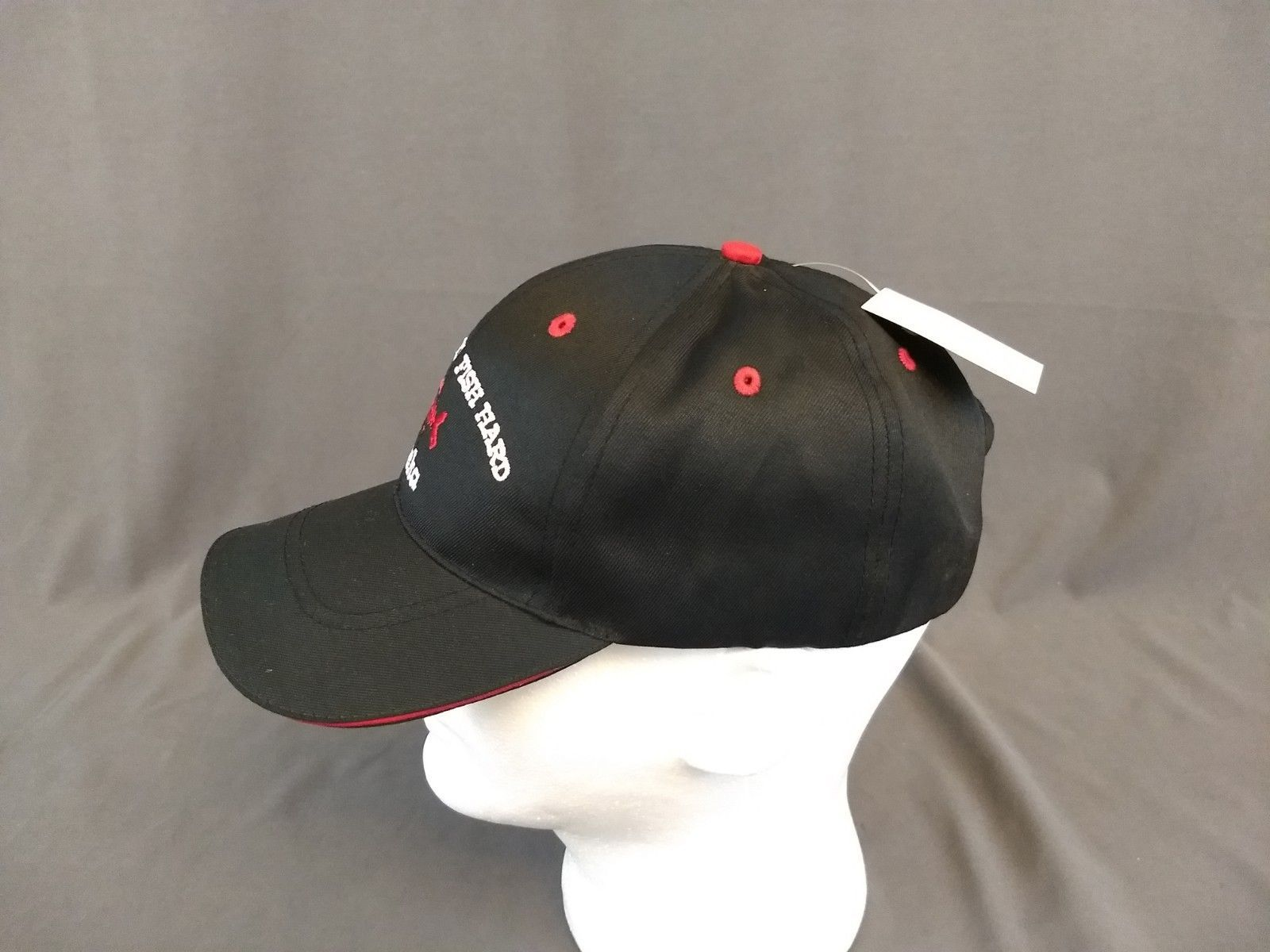 954013afd92 Alaska Life is Short Fish Hard Strapback Hat and 50 similar items