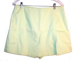 Dressbarn Light Green Skort Size 12 - $23.74