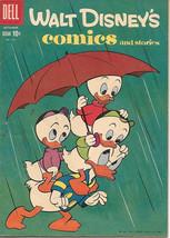 Walt Disney's Comics and Stories Comic Book #240, Dell Comics 1960 VERY ... - $15.44