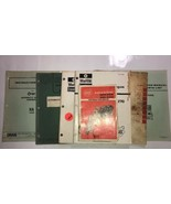 1967 Volvo Penta Aquamatic Instruction Book Lot of 7 Manuals Chrysler Ma... - $9.49