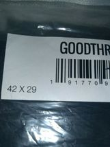 Goodthreads Men's Straight-Fit Stretch Performance Chino,, Black, Size 42W x 29L image 5