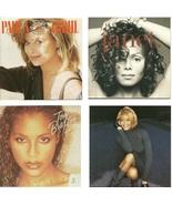 Lot of 4 CDs Paula Abdul Janet Jackson Toni Braxton Whitney Houston - No... - $1.99