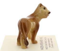 Hagen-Renaker Miniature Ceramic Wildlife Figurine Lion Mama image 4