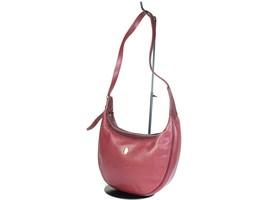 Authentic CARTIER Cartier Must De Vintage Bordeaux Shoulder Bag CS17035L - $189.00