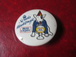 1987 Bud Light  Spuds McKenzie Pin - $8.99