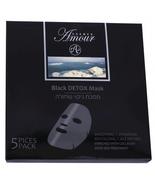 Shemen Amour - Black DETOX Mask (5 Pices Pack) - $89.00