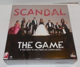 SCANDAL THE GAME BOARD GAME NEW FACTORY SEALED ABC CARDINAL - $17.54