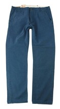 NEW NWT LEVI'S STRAUSS MEN'S ORIGINAL RELAXED FIT CHINO PANTS BLUE 556880019