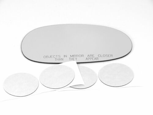 Primary image for Fits 04-08 Chry Crossfire Right Passenger Convex Mirror Glass Lens w/Adhesive
