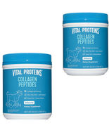 Vital Proteins Collagen Peptides Unflavored 20 oz Canister, 2 pack (Tota... - $36.99+