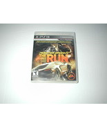 NEED FOR SPEED THE RUN LIMITED EDITION SONY PLAYSTATION 3 PS3 LQQK  - $14.84