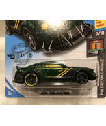 2020 Hot Wheels 2005 Ford Mustang #19/250 [Green] HW Dream Garage - $7.78