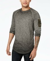 American Rag Men's Tonal Long-Sleeve T-Shirt, Size L, MSRP $30 - $18.80