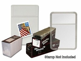 BCW - Display Slab with Foam Insert-Combo, Stamp/Blank - White (25 pack) - $18.99