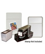 BCW - Display Slab with Foam Insert-Combo, Stamp/Blank - White (25 pack) - €16,30 EUR