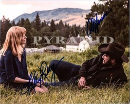 Yellowstone Tv Series Cast Autographed Signed 8x10 Photo w/COA -6247 - $105.00