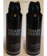 Redken Brews Hairspray For Men 5.8 oz (pack of 2) - $34.64