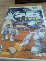 Nintendo Wii Space Camp image 1