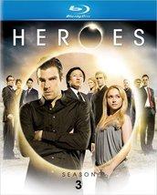Heroes: Season 3 Blu-ray