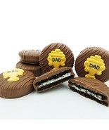 Philadelphia Candies Milk Chocolate Covered OREO Cookies, Dad Trophy Fat... - $14.80