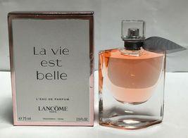 Lancome La Vie Est Belle 2.5oz / 75ml L'Eau De Parfum For Women New - $85.99