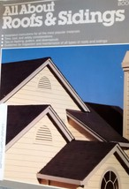 Ortho Books All About Roofs & Sidings Softcover 1991 How to Guide, Renov... - $2.00