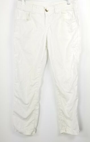 Juicy Couture 6 Blanc Court Jeans Skinny