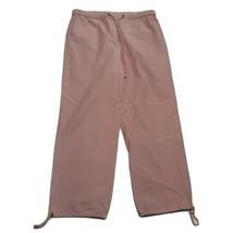 Ann Taylor LOFT Women's Ankle Pants ~ Sz 8 ~ Pink ~ Stretchy Waist - $14.84