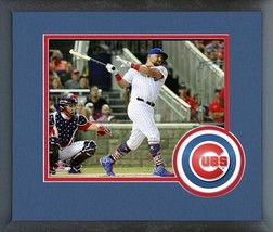 Kyle Schwarber 2018 MLB All-Star Game Home Run Derby-11x14 Matted/Framed Photo 3 - $43.55