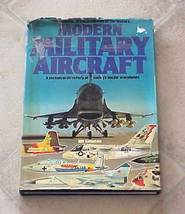 The Encyclopedia of the World's Modern Military Aircraft by Bill Gunston... - $20.00