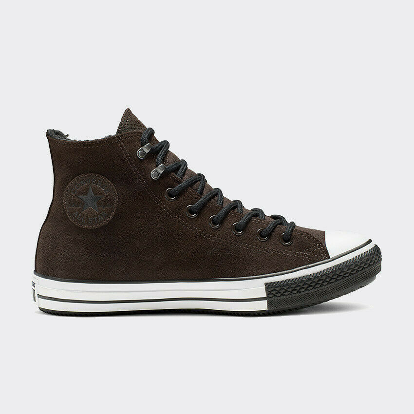 Primary image for Men's Converse CHUCK TAYLOR ALL STAR WINTER WATERPROOF BOOT, 165452C Sizes Brown