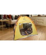Easy Pet Dog Folding Pop-up Portable Tent Travel Indoor/Outdoor Playhous... - $29.39