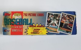 1994 Topps Baseball Cards Q complete set - 792 cards  - $18.70