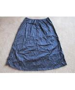 Black Slip Label Removed Vintage Flared bottom - $5.99