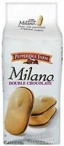 Pepperidge Farm Milano Double Chocolate 7.5oz (6 bags) - $37.61