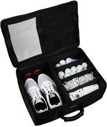 Golf Trunk Organizer and Travel Storage Locker, Organize Your Sports Acc... - £48.51 GBP