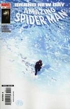 Amazing Spider-Man #556 VF/NM 2008 Marvel Brand New Day Comic Book - $3.52