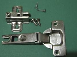 35 mm Standard Wardrobe Kitchen Cabinet Cupeboard Door 110 Degree Hinges... - $6.75